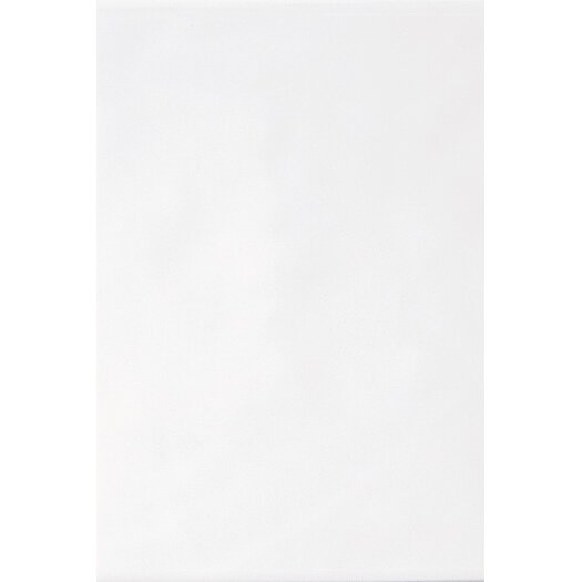 "Daltile Polaris 12"" x 18"" Glazed Field Tile in Gloss White"