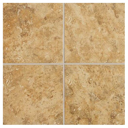 "Daltile Heathland 6"" x 6"" Unpolished Wall Tile in Amber"