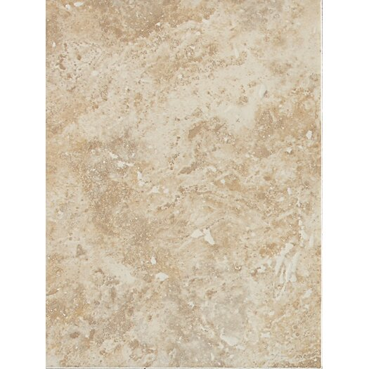 "Daltile Heathland 12"" x 9"" Unpolished Wall Tile in Raffia"