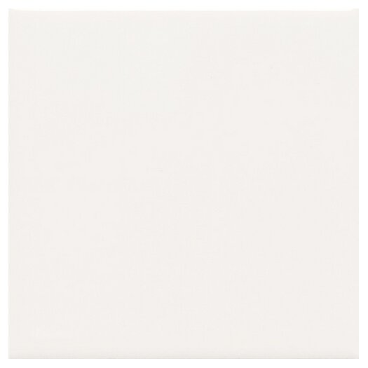 "Daltile Modern Dimensions 4"" x 2"" Glazed Ceramic Mosaic Tile in Arctic White"
