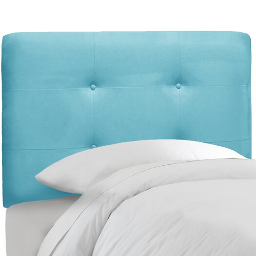 Skyline Furniture Micro Suede Upholstered Headboard