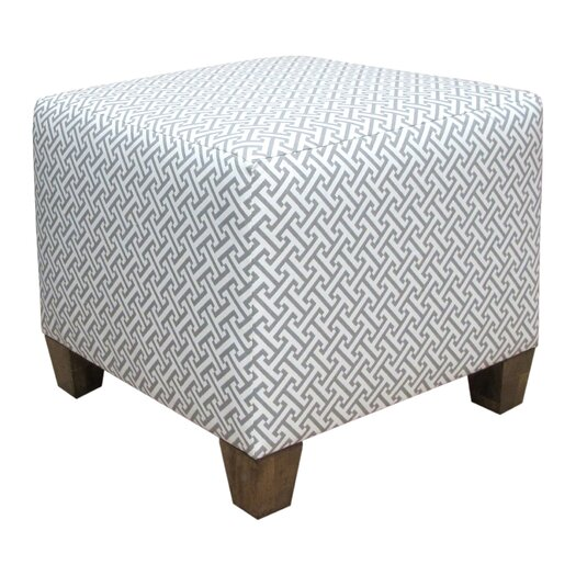 Skyline Furniture Cross Section Ottoman