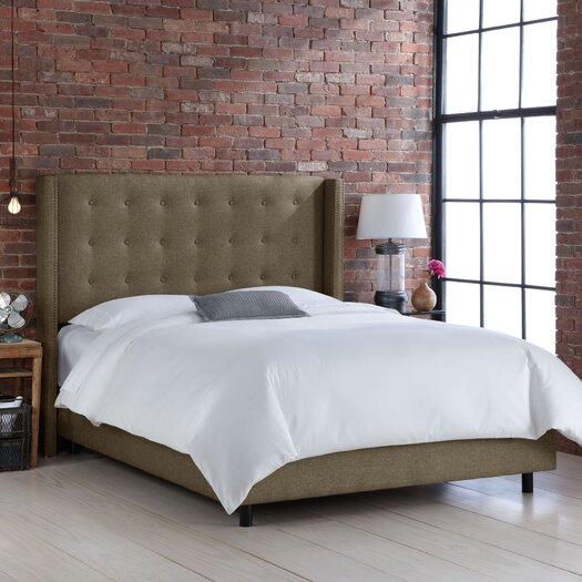 Skyline Furniture Groupie Wingback Bed