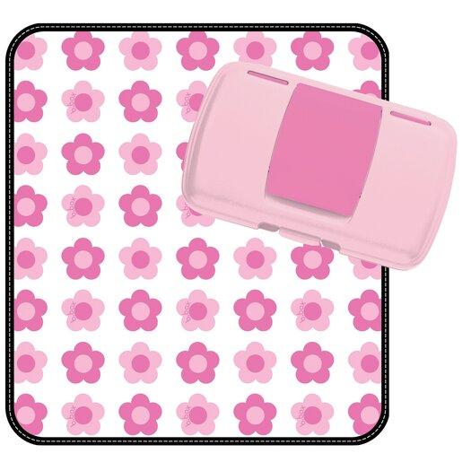 Flower Power Diaper Wallet