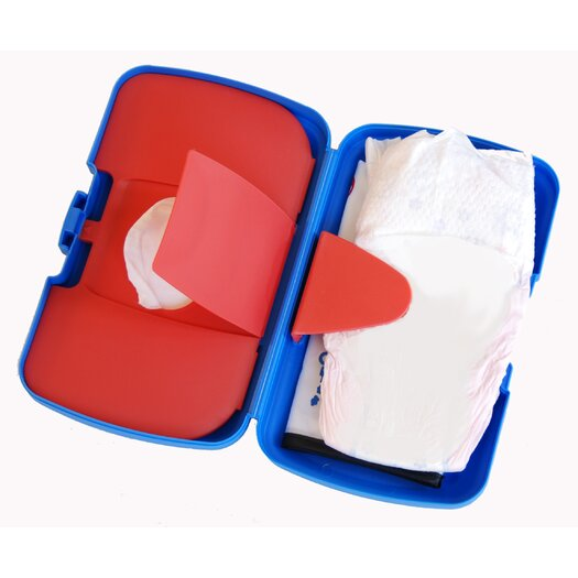 b.box Beep Beep Diaper Wallet