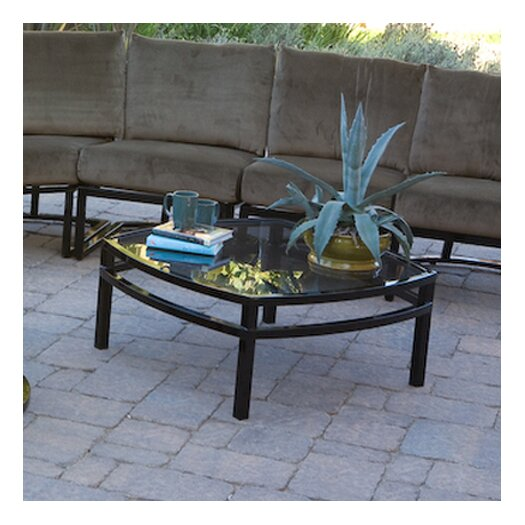 Koverton Eclipse Square Coffee Table