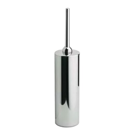 Moda Collection One Series Toilet Brush Holder in Chrome