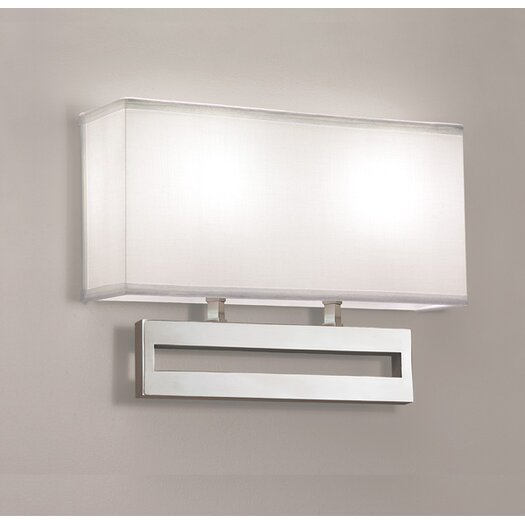ILEX Lighting Broadway 1 Double Wall Sconce