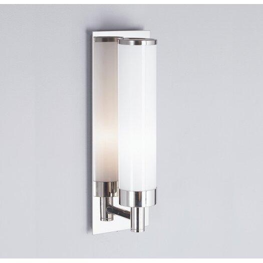 ILEX Lighting Essence 1 Light Rectangle Single Wall Sconce