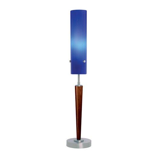 "ILEX Lighting Metro 26.75"" H Table Lamp with Drum Shade"