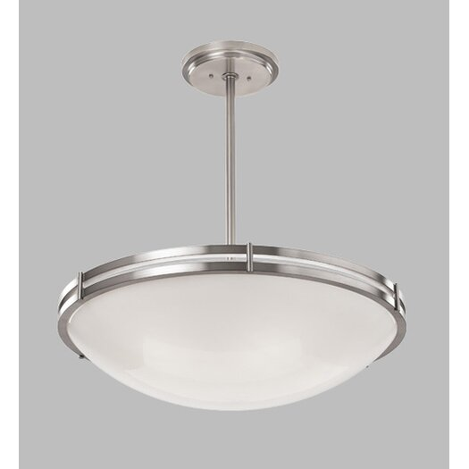 ILEX Lighting Hanover Bowl Pendant w