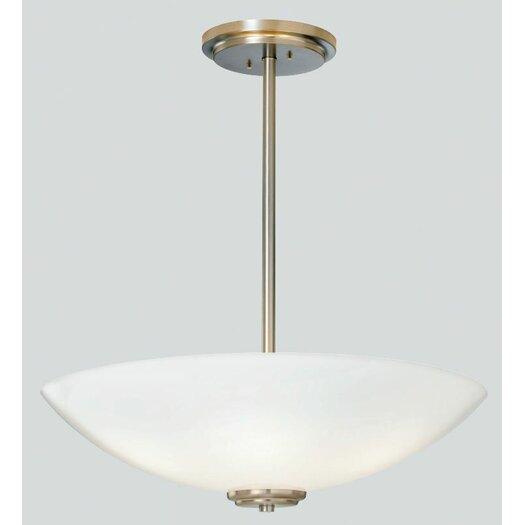 ILEX Lighting Miro Bowl Pendant with Tubing