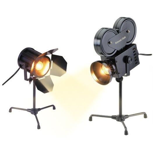 "Bass Spotlight 14"" H Table Lamp"