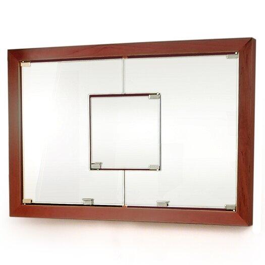"D'Vontz MDV Modular Cabinetry 38.5"" x 26.5"" Recessed Medicine Cabinet"