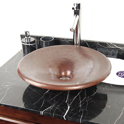 D'Vontz Antigua Vessel Bathroom Sink