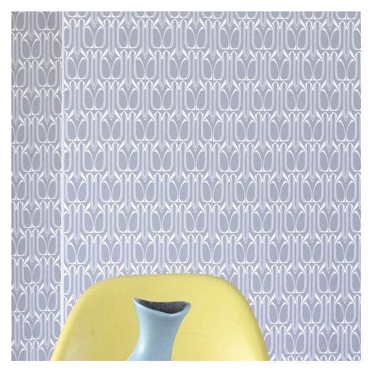 Tempaper Gio Temporary Geometric Wallpaper