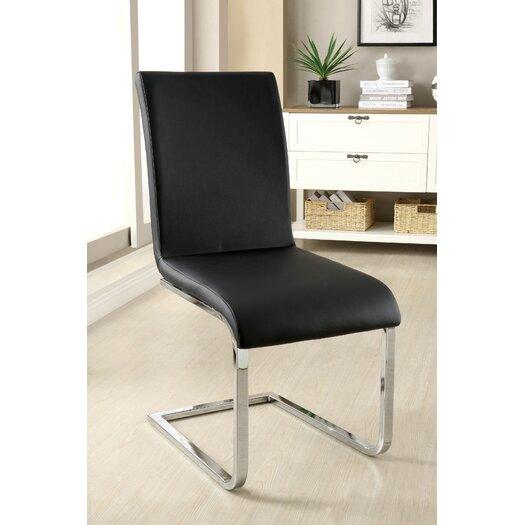 Hokku Designs Crystal Side Chair