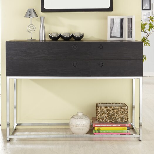 Hokku Designs Shield Console Table