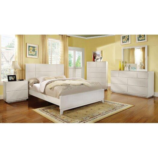 Hokku Designs Pearl Platform Bed