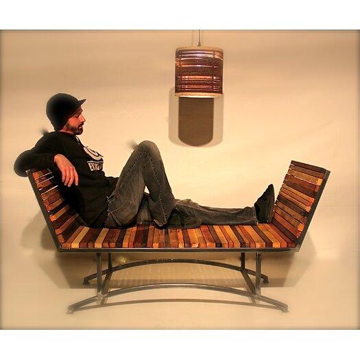Shiner International Dually Sit Slipper Chair