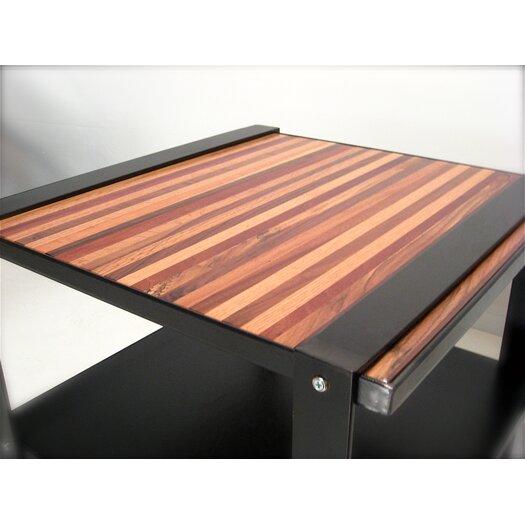 Shiner International Muir End Table