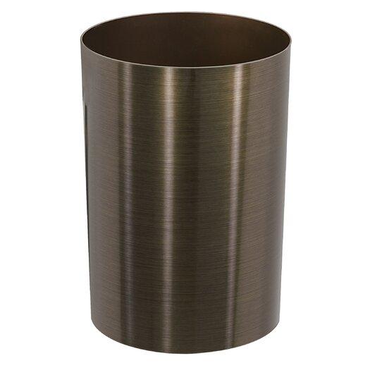 Metalla 3-Gal. Trash Can