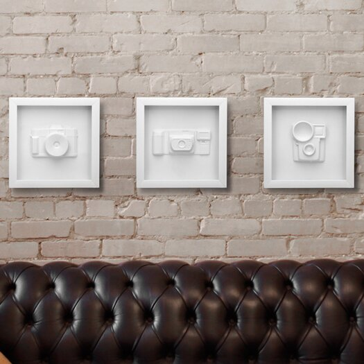 Umbra Candid Vintage Camera Wall Décor