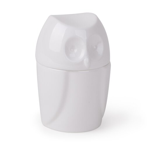 Foresta Owl Bathroom Canister