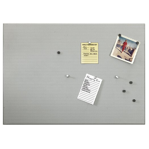 "Umbra Pushpin 1'4"" x 1'9"" Bulletin Board"