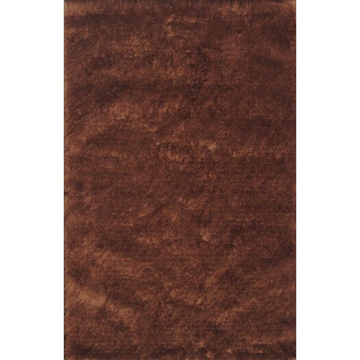 Noble House Crystal Solid Cola Rug