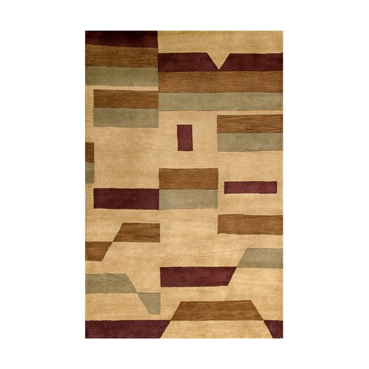 Noble House Bengal Beige Area Rug