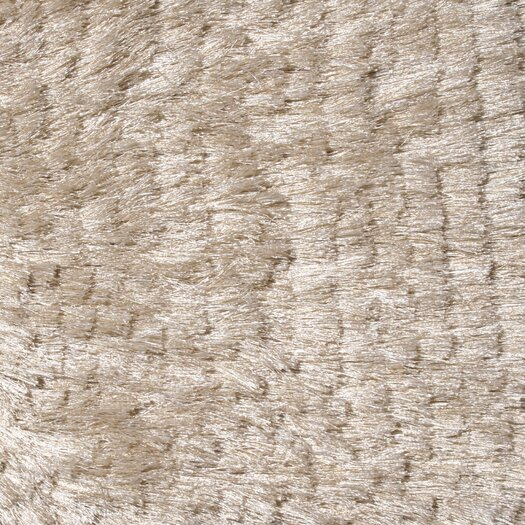 Noble House Crystal Solid Beige Rug