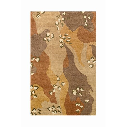 Noble House Elegant Beige Area Rug