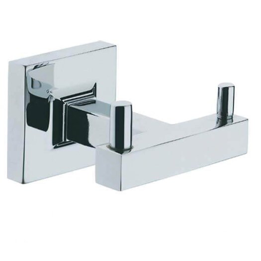 Artos Diora Wall Mounted Double Robe Hook