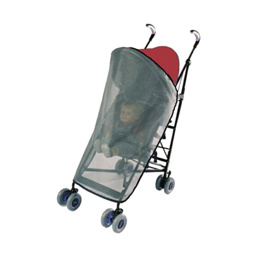 Sasha's Kiddie Products MiaModa Spirito, Facile and Cielo Stroller Sun, Wind and Insect Cover