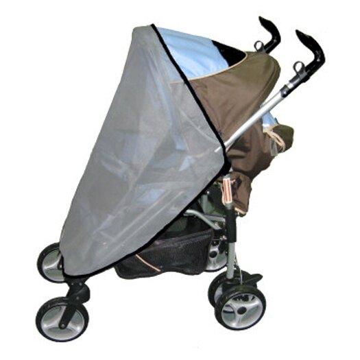Sasha's Kiddie Products MiaModa Libero and Veloce Stroller Sun, Wind and Insect Cover