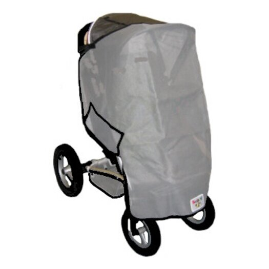 Sasha's Kiddie Products Mutsy 4 Rider/Transporter Stroller Sun, Wind and Insect Cover