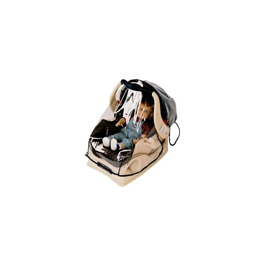 Sasha's Kiddie Products Baby Car Seat Rain and Wind