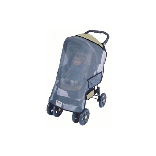 Sasha's Kiddie Products Jeep Cherokee Sport Single Stroller Sun, Wind and Insect Cover
