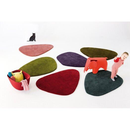 Nanimarquina Calder Terracotta Area Rug