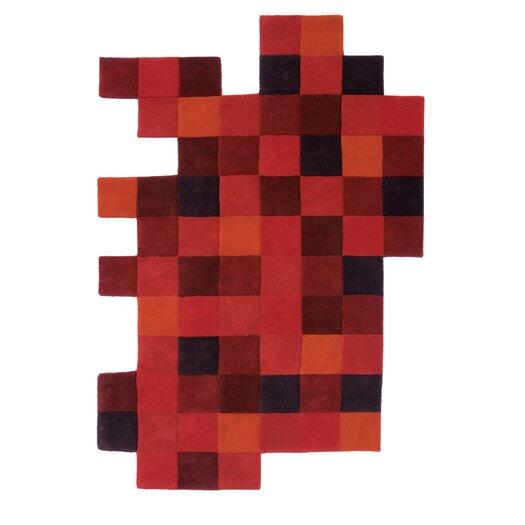 Nanimarquina Do-Lo-Rez Red Area Rug