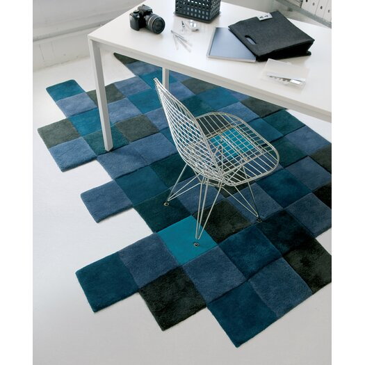 Nanimarquina Do-Lo-Rez Blue Area Rug