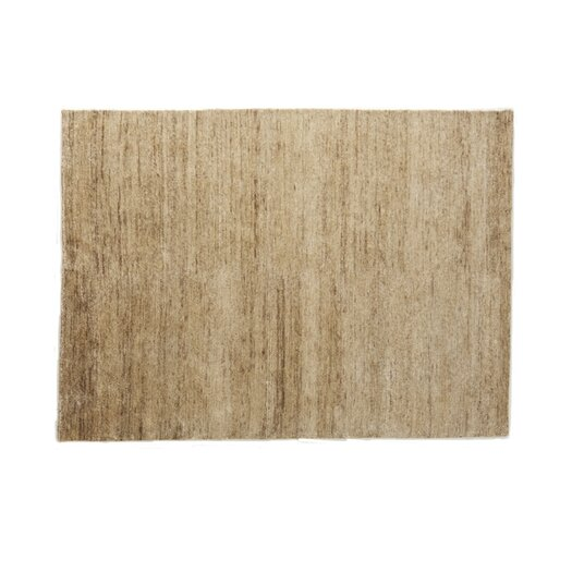Vegetal White Area Rug