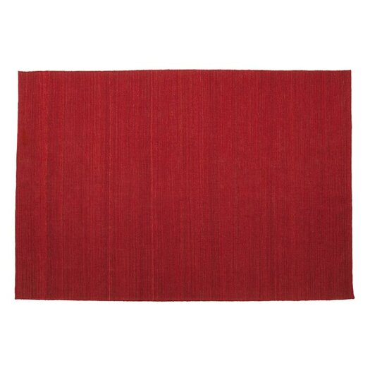 Nanimarquina Nomad Red Area Rug