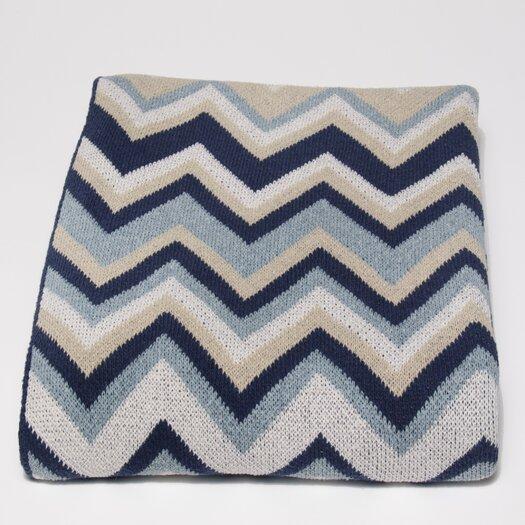 In2Green Eco ZigZag Throw Blanket