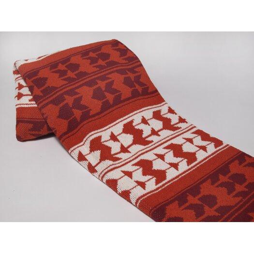 In2Green Eco Navajo Cotton Yarn Throw
