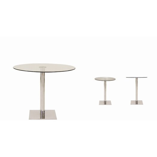 sohoConcept Lady Square Base Dining Table