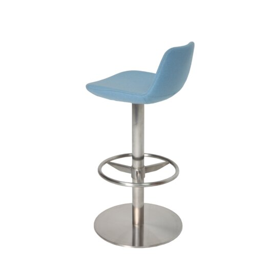"sohoConcept Pera 30"" Swivel Bar Stool"
