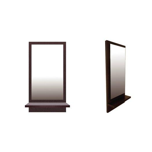 Anna Mirror with Shelf