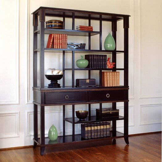 Brownstone Furniture Metropolitan Etagere Bookcase